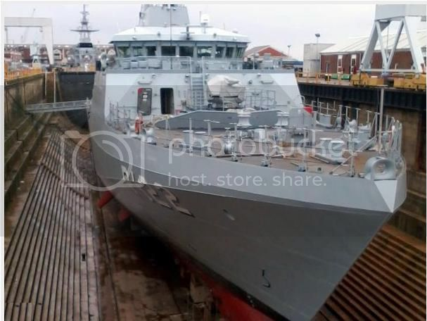 "OPVS classe Port of Spain/ NaPaOc classe ""Amazonas""  NpaAraguari"