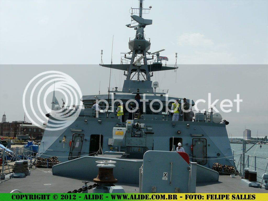 "OPVS classe Port of Spain/ NaPaOc classe ""Amazonas""  P120-2"