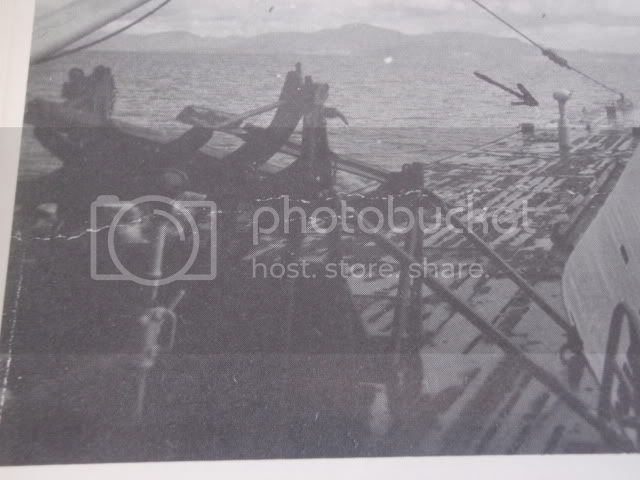 Guincho de vante para carregamento de torpedos de  U-Boats P2120071