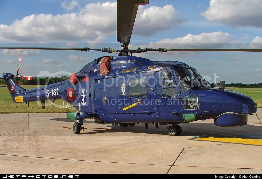 Dificuldade em pousar um helicóptero SLdenmark