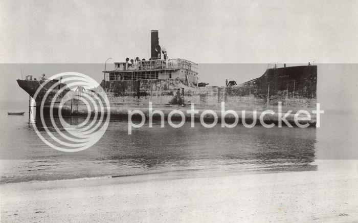 Encouraçado de Concreto: Fort Drum Atlantus1926_700