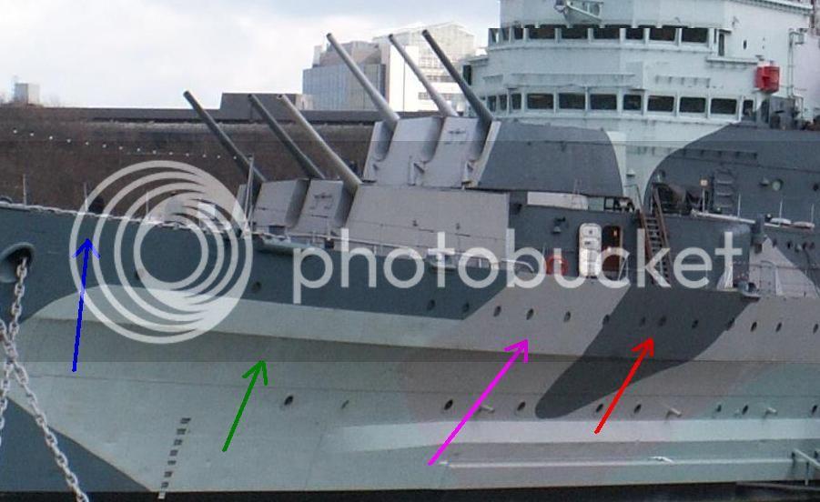 HMS Belfast Bimage