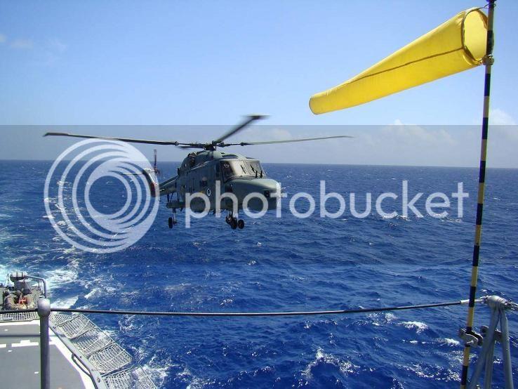Dificuldade em pousar um helicóptero Biruta