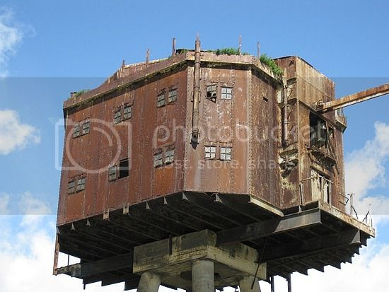 Encouraçado de Concreto: Fort Drum Expats_1283543243_12_maunsell-forts