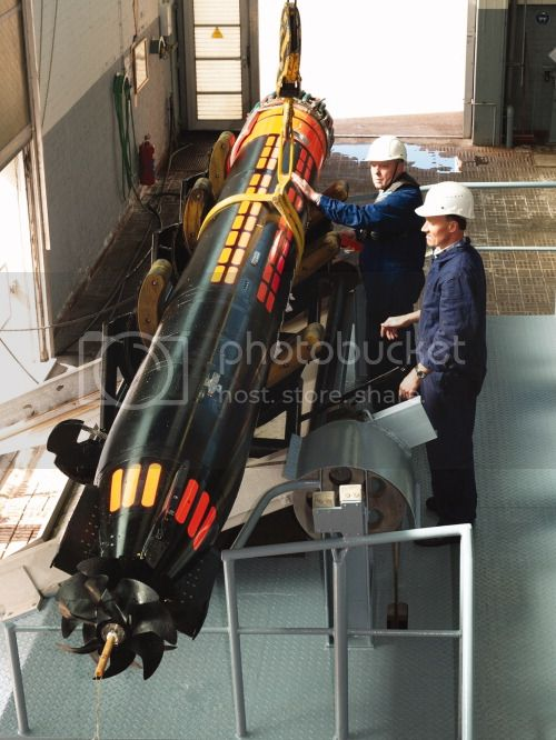 Colombia incorpora 2 submarinos Type 206A Germantorpedo