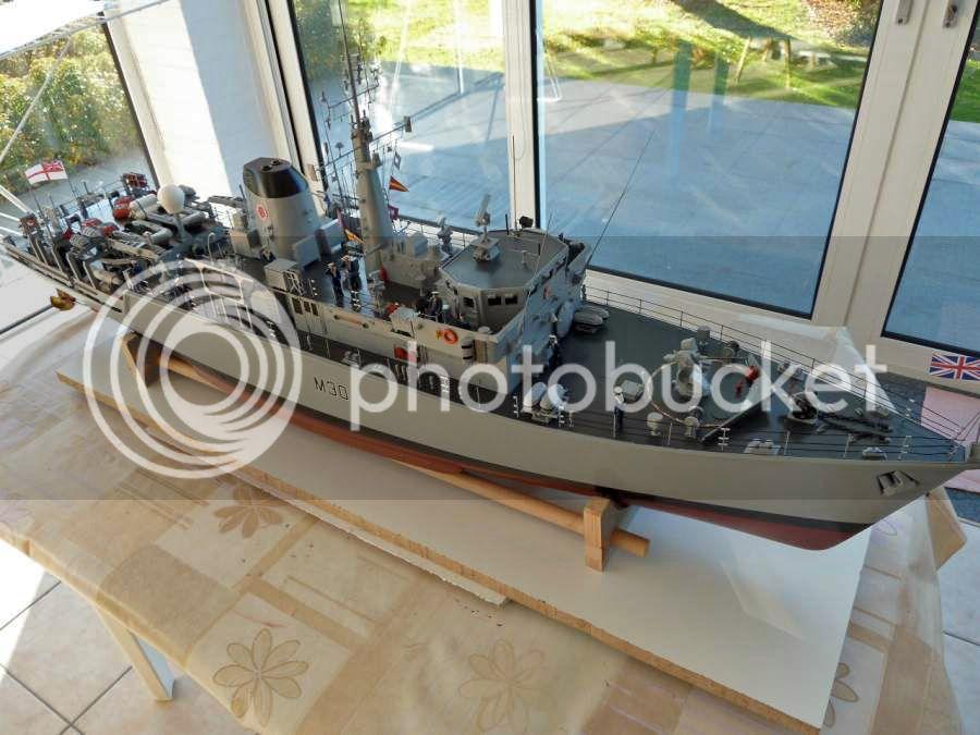 HMS Ledbury M3002