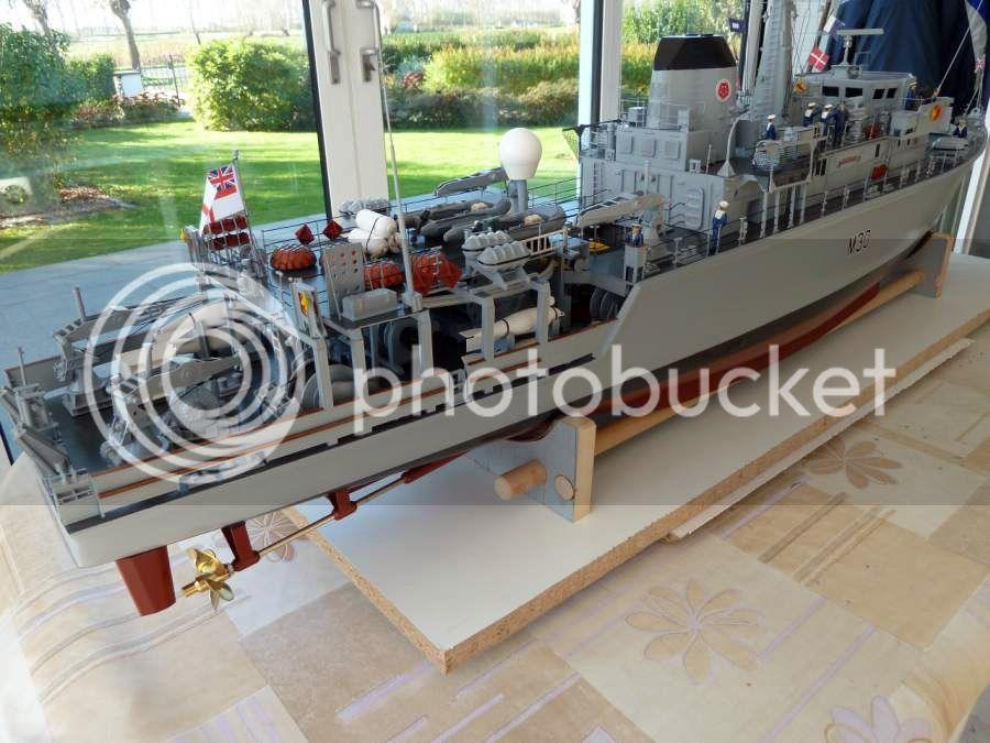HMS Ledbury M3003