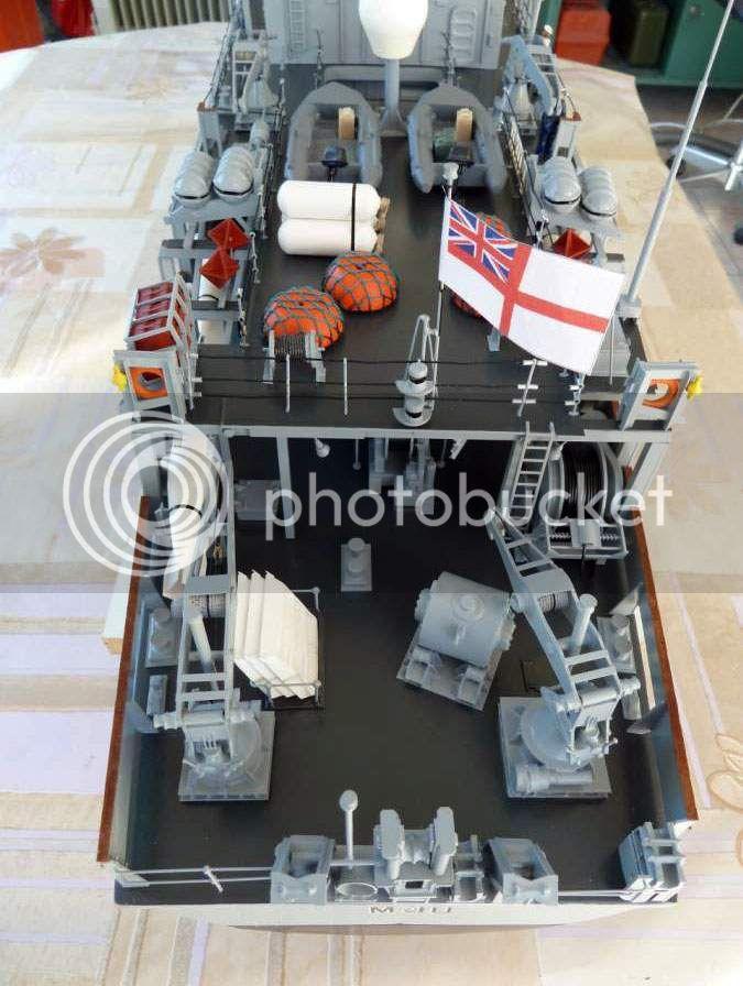 HMS Ledbury M3004