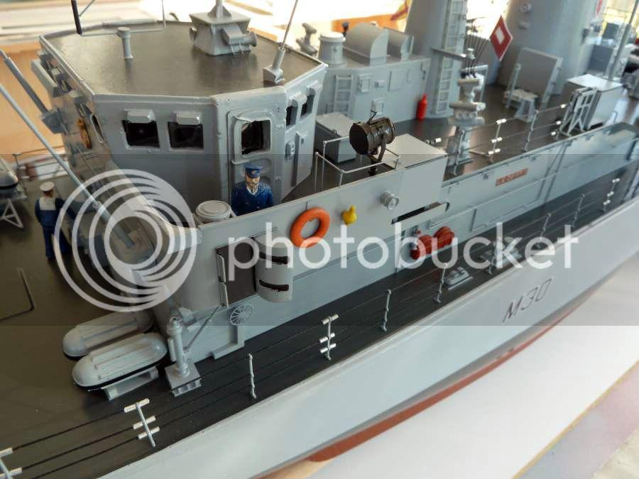 HMS Ledbury M3006