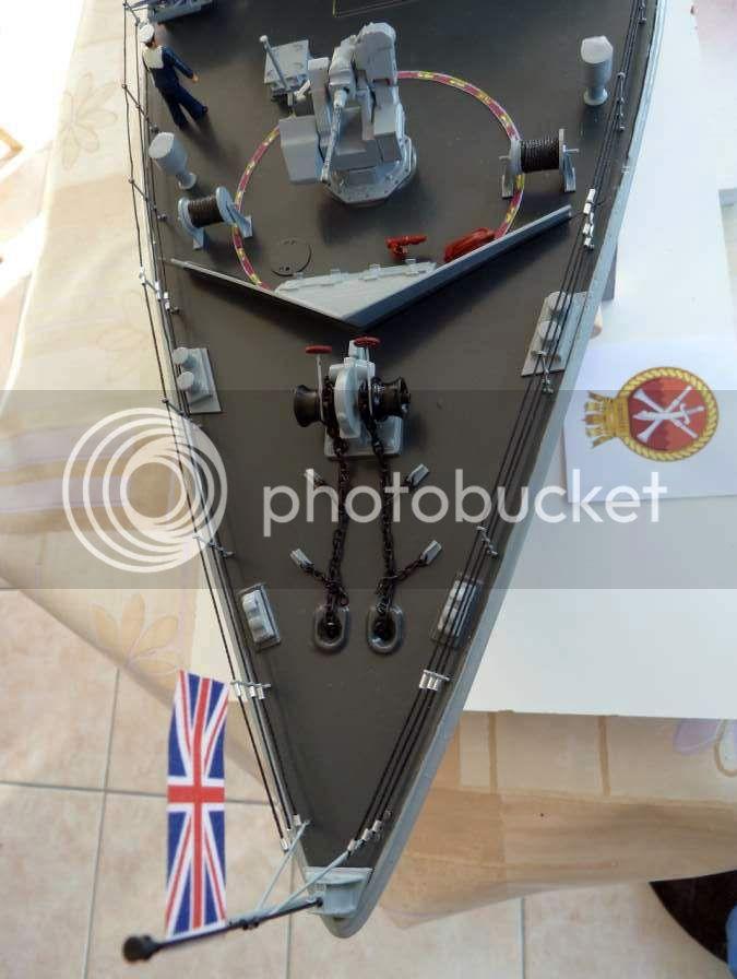 HMS Ledbury M3007