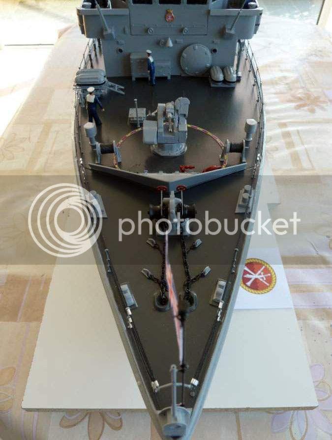 HMS Ledbury M3008