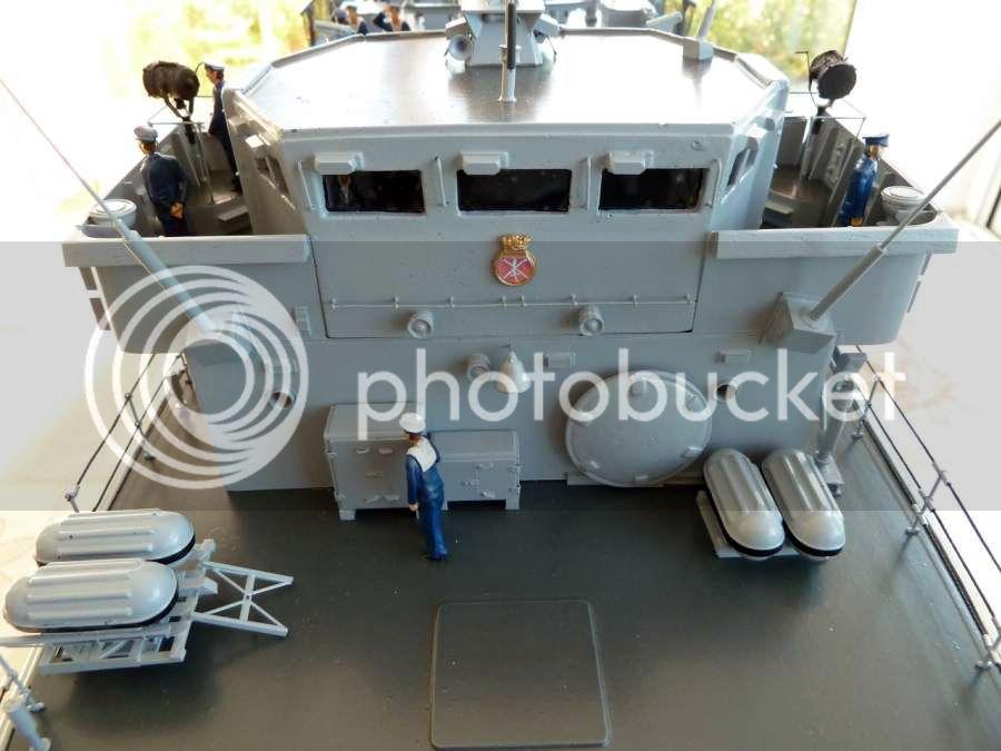 HMS Ledbury M3009
