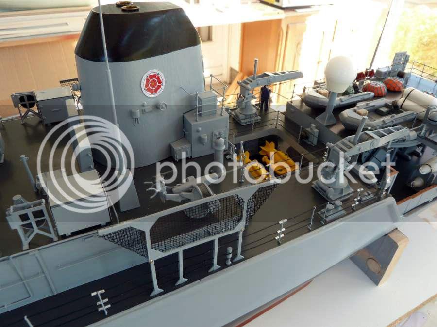 HMS Ledbury M3011