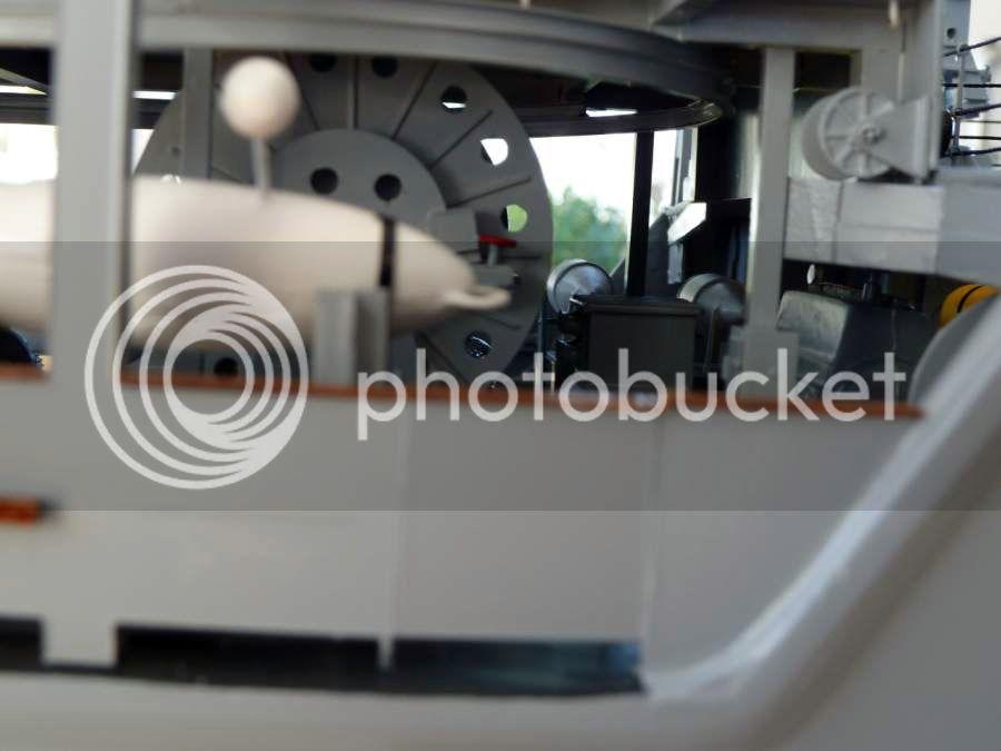 HMS Ledbury M3015