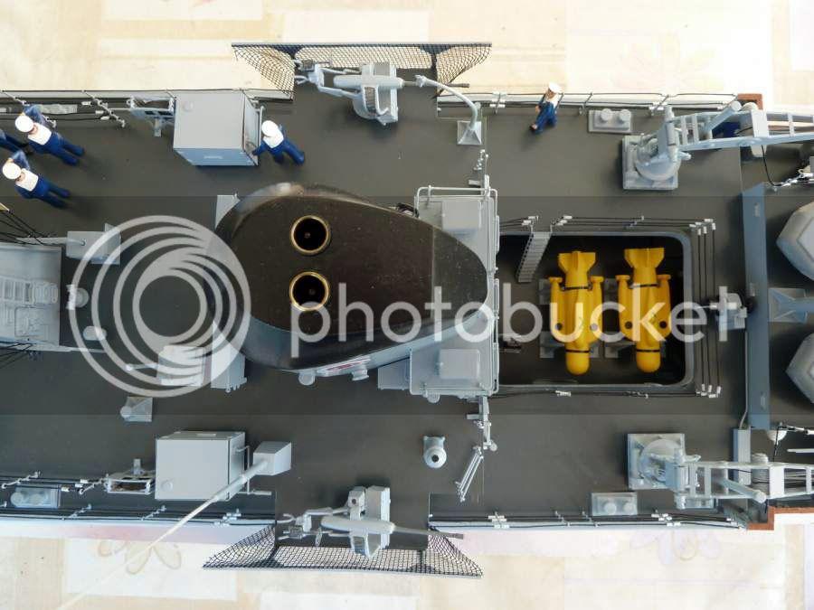 HMS Ledbury M3019