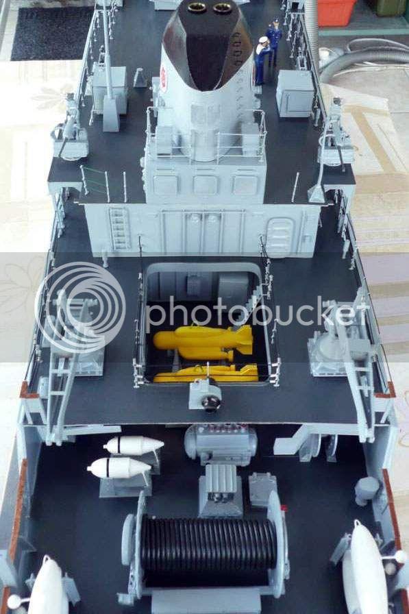 HMS Ledbury M3029