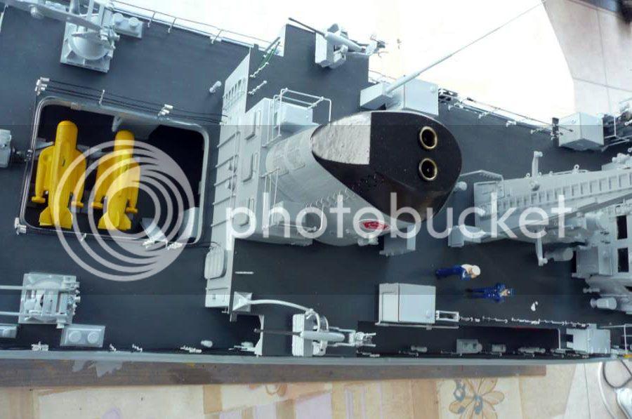 HMS Ledbury M3032