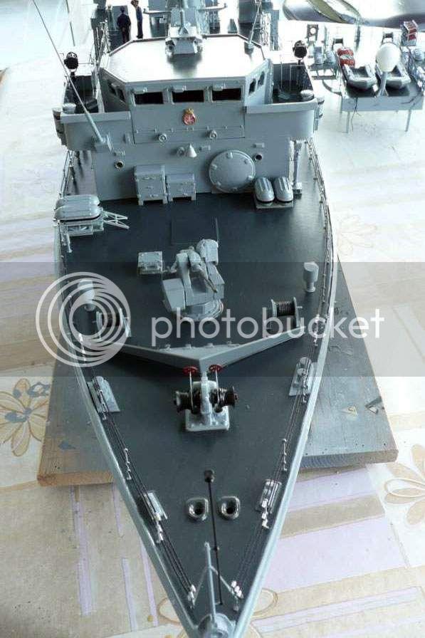 HMS Ledbury M3035