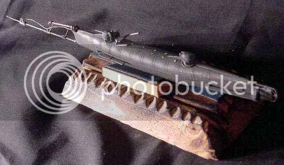 CSS Hunley Modelo1