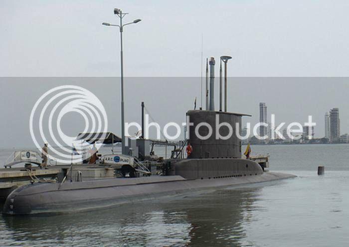 Colombia incorpora 2 submarinos Type 206A Pijao-3col_jpg