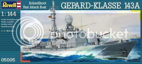 Gepard class Revell-schnellboot-kl-143a-gepard