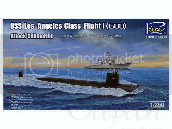 Submarinos classe Los Angeles Ric28005