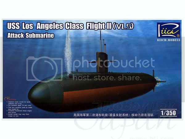 Submarinos classe Los Angeles Ric28006