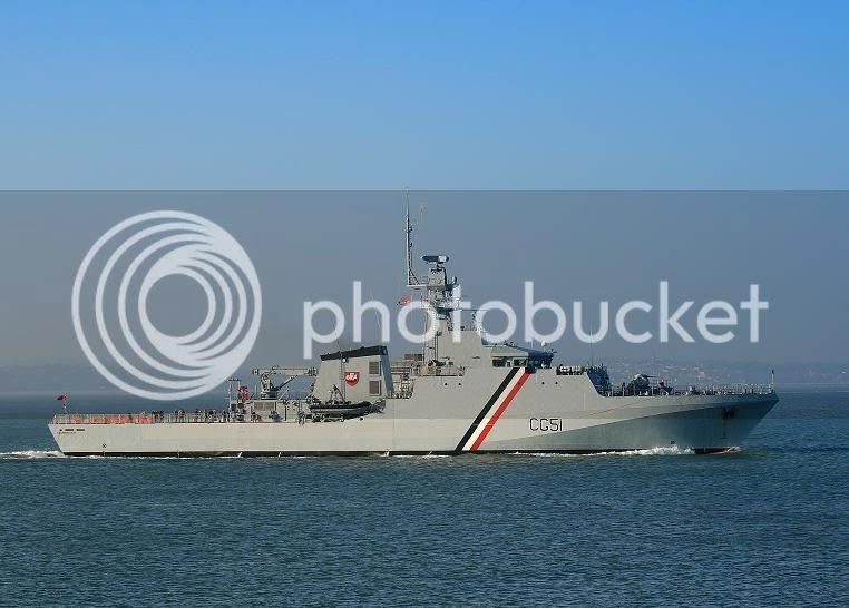 "OPVS classe Port of Spain/ NaPaOc classe ""Amazonas""  Tt-2"