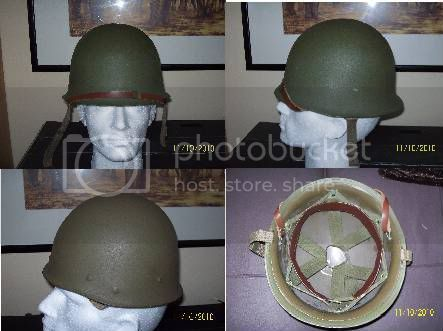 Mle 51 helmet M51