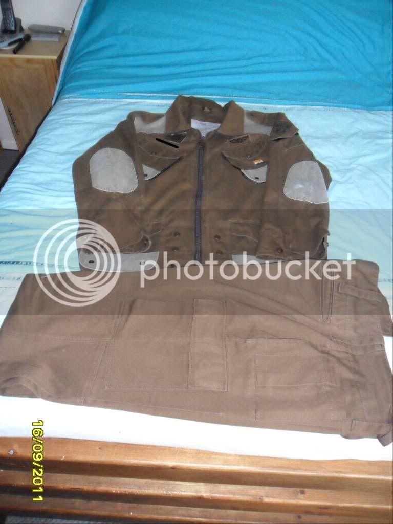 SADF 44 Bde Set SlangvelTrousers