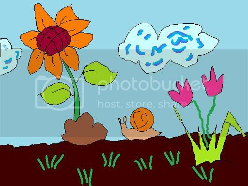 My Gallery ♥ Drawings, Pointillism/Dotted Art, Graphics, Digital Drawings, Animations and More! Garden
