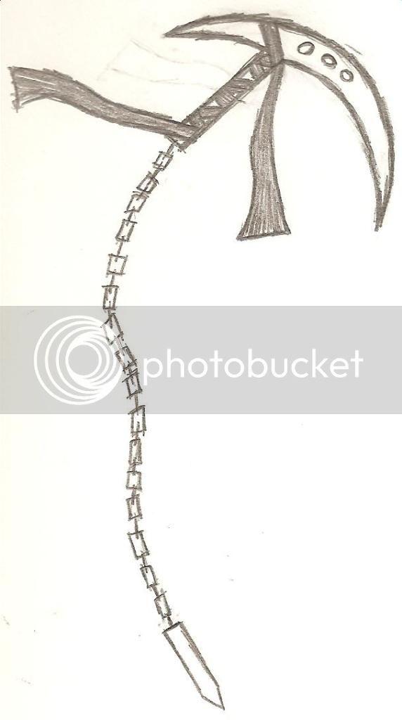 Cerberus' Leash ChainScythe