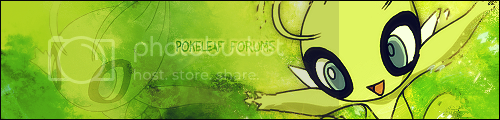 PokeLeaf Forums