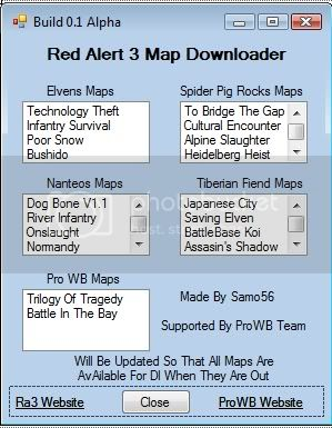 Map Downloader - By Me PreviewForElven