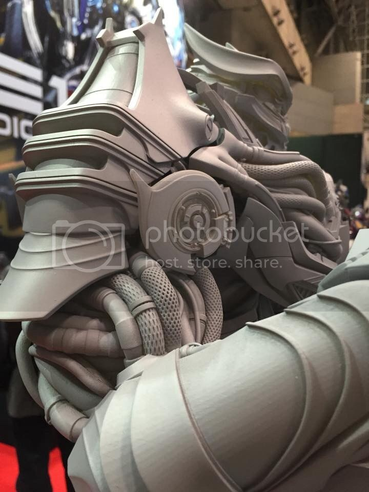 Transformers : AoE - Galvatron Statue  Image_zpshklxfqwn