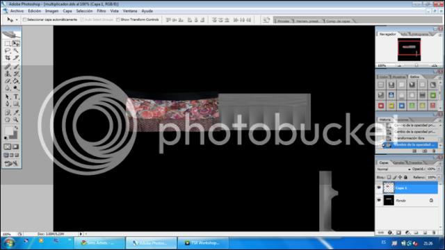 Tutorial - Ropa perfecta por los dos lados - [TSR Workshop - Photoshop] - [Fácil] 1-4
