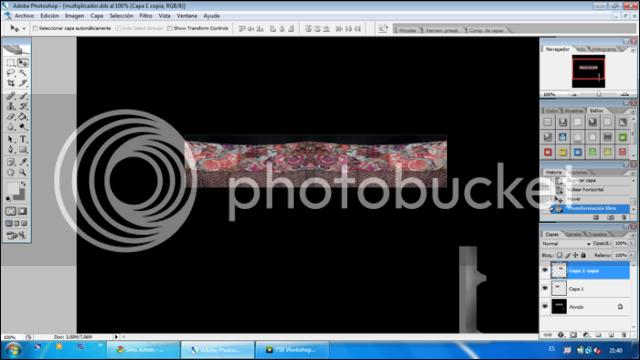 Tutorial - Ropa perfecta por los dos lados - [TSR Workshop - Photoshop] - [Fácil] 12-3
