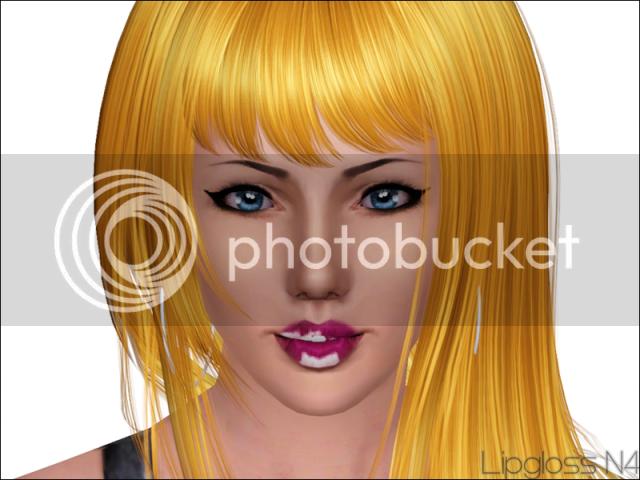 Lushness Sims - Página 5 LipglossN4