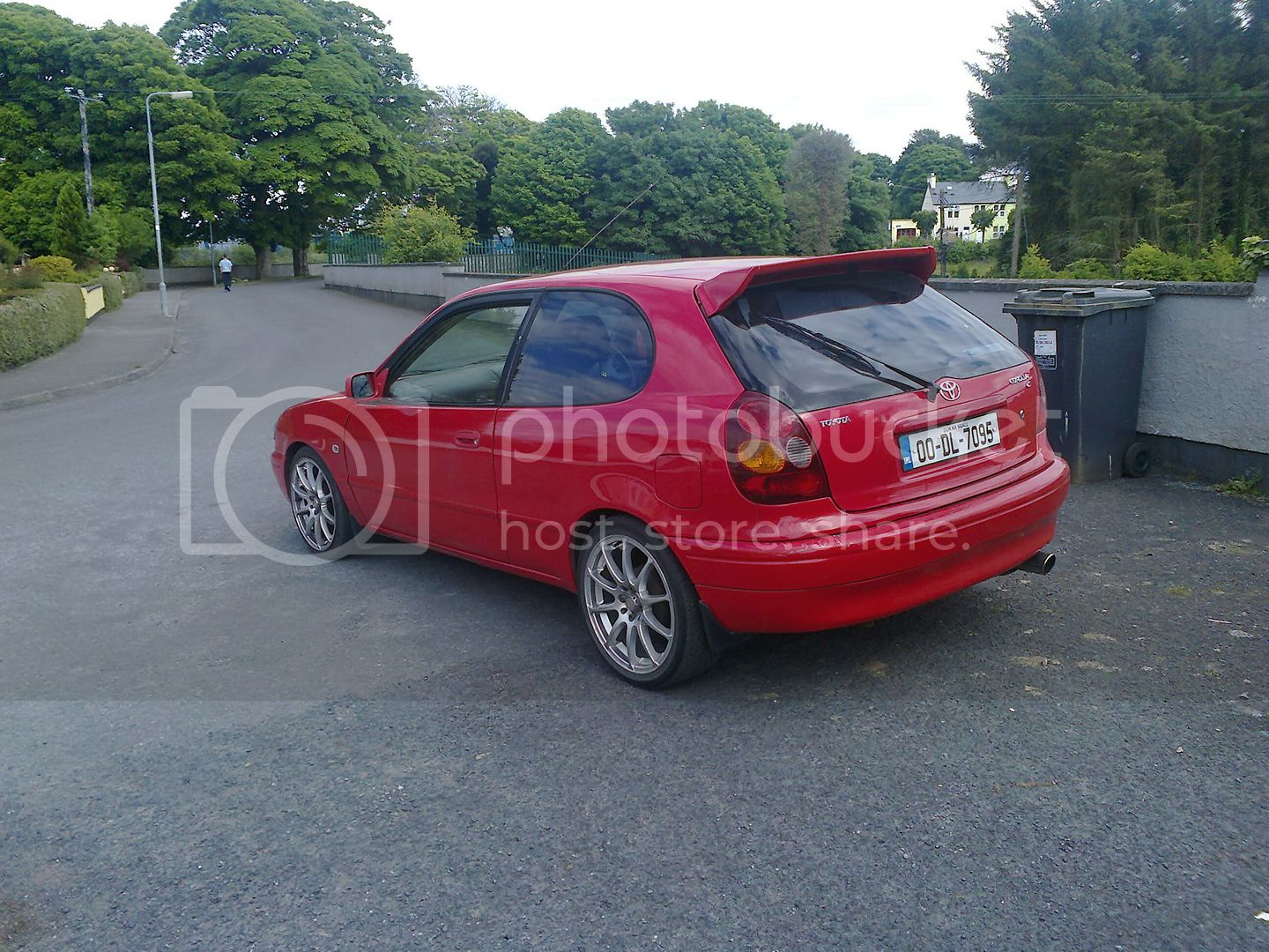My new facelift e11 corolla hatch Photo0567