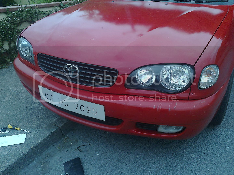 My new facelift e11 corolla hatch Photo0574