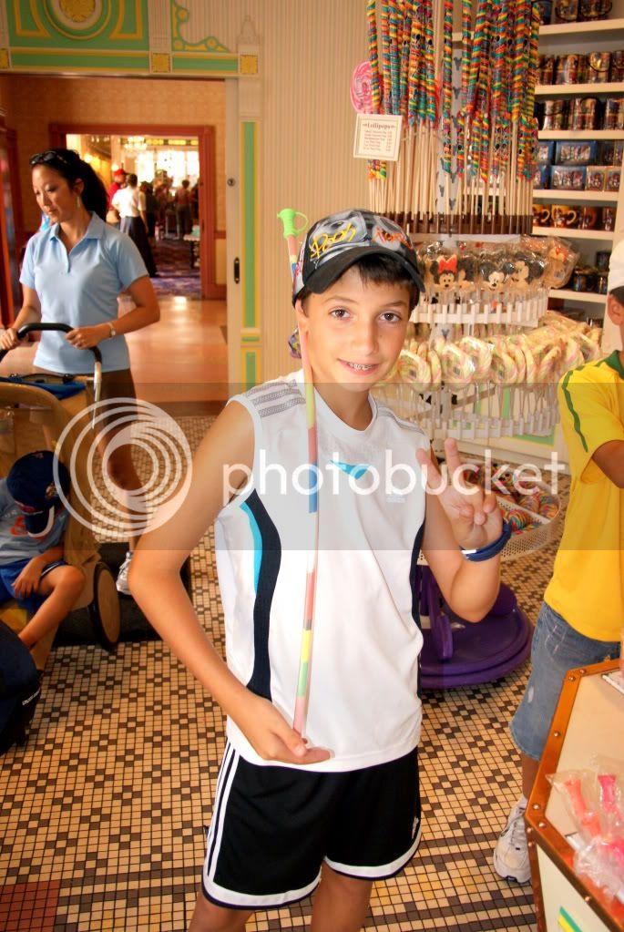 [Walt Disney World Resort] Voyage du 24 juillet au 12 aout 2010 - Page 3 DSC01400