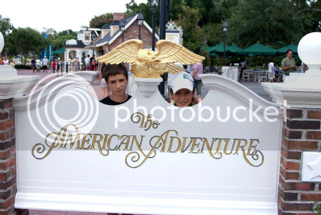 [Walt Disney World Resort] Voyage du 24 juillet au 12 aout 2010 - Page 3 DSC02291