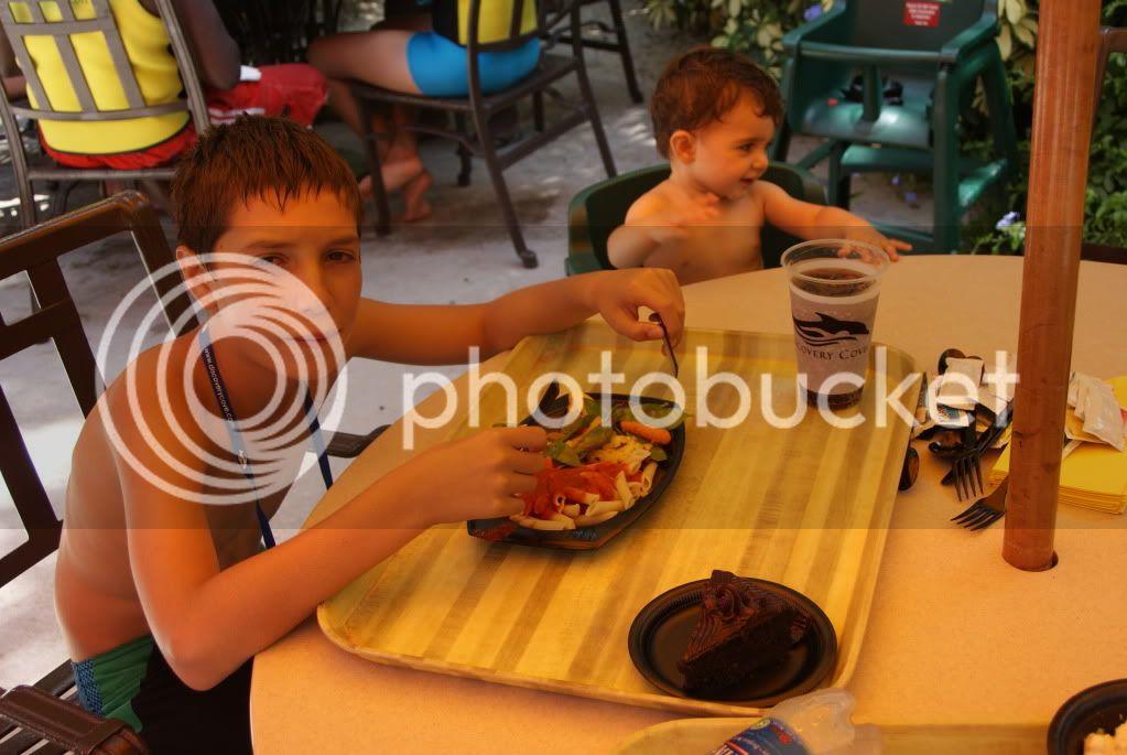 [Walt Disney World Resort] Voyage du 24 juillet au 12 aout 2010 DSC03344