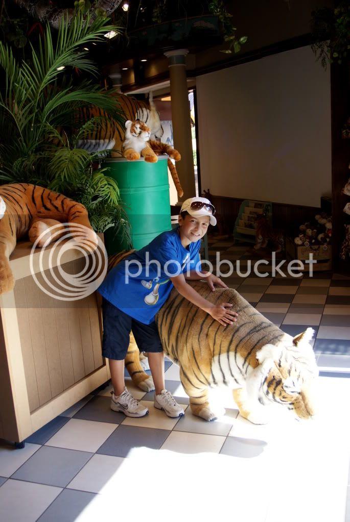 [Walt Disney World Resort] Voyage du 24 juillet au 12 aout 2010 DSC03645