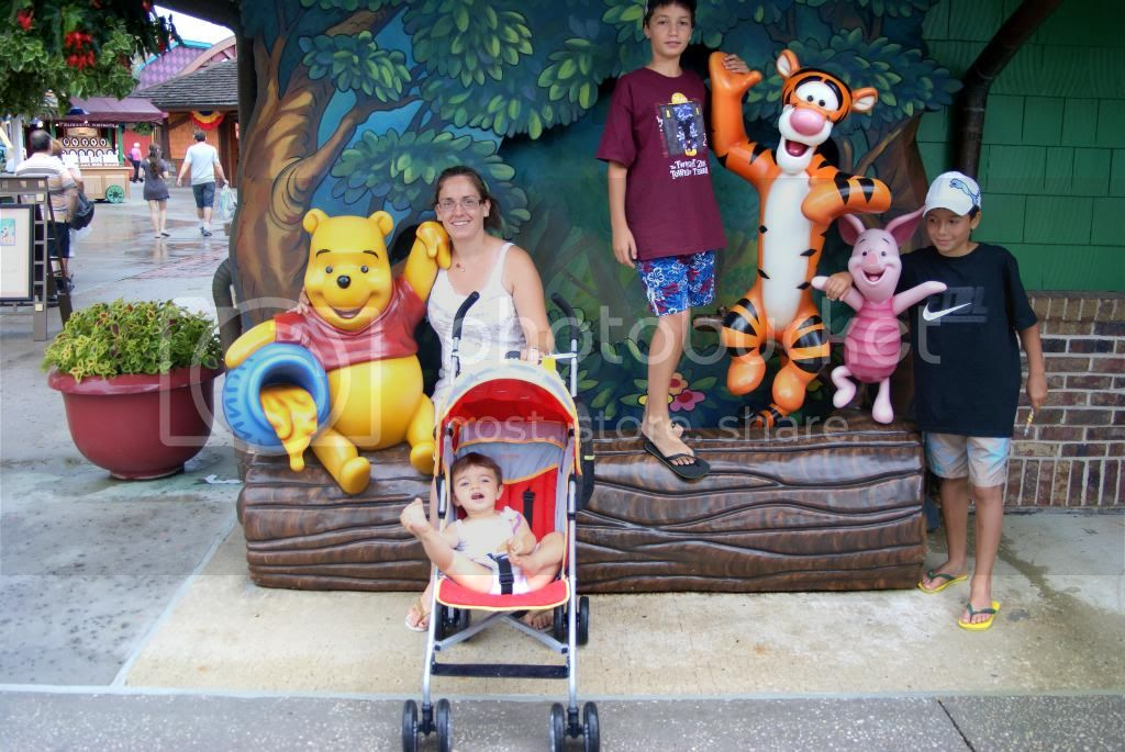 [Walt Disney World Resort] Voyage du 24 juillet au 12 aout 2010 - Page 4 DSC03442