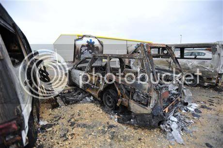 Incendie criminel : six ambulances partent en fumée  Les-ambulances-sont-veritablement-parties-en-fumee