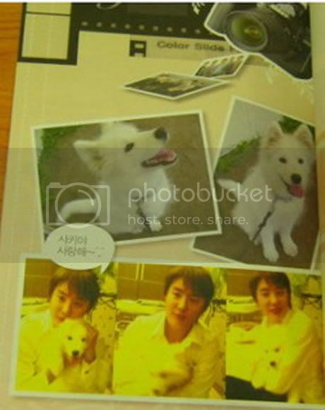 dbsk with their doggies~ 110-1