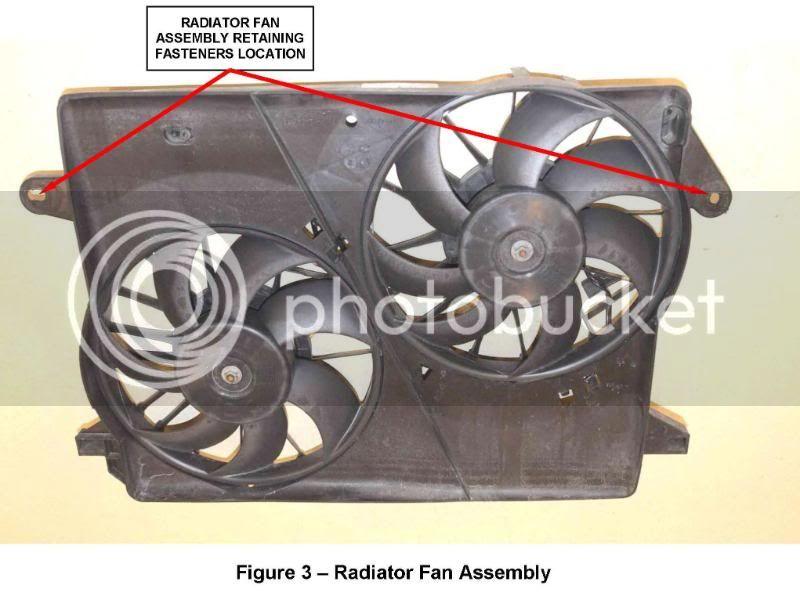 anyone replace fan assembly 172401523