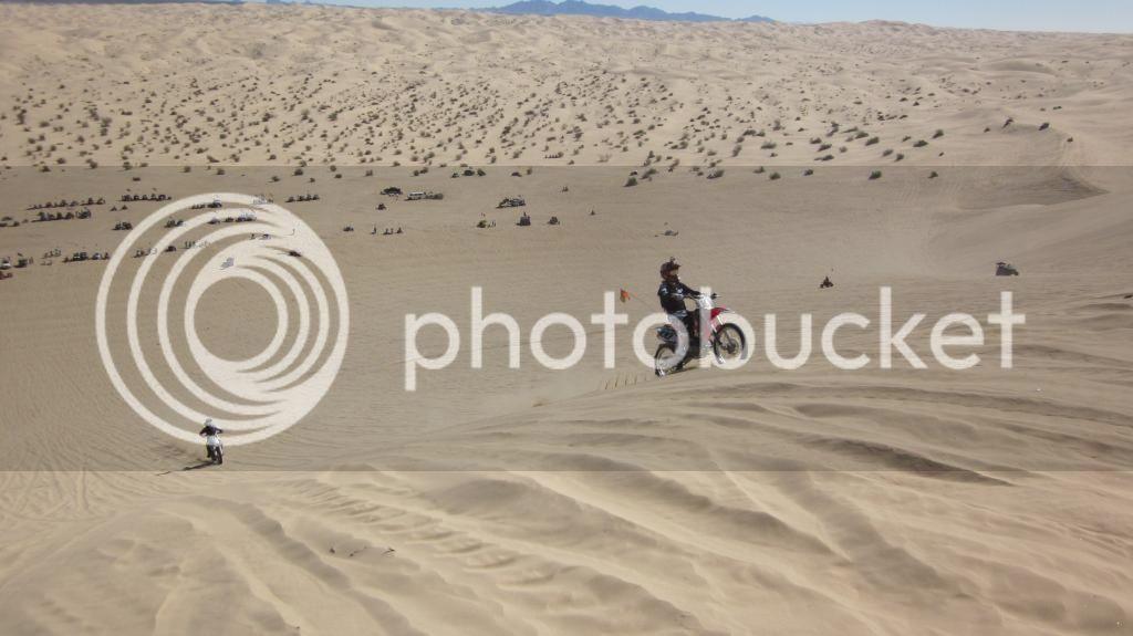 Quick dune trip Glamis12007