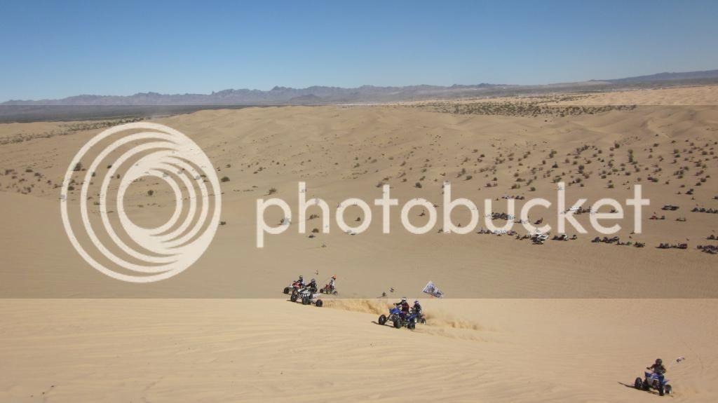 Quick dune trip Glamis12009